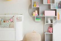 Kids Organization Ideas / Organize your children's rooms, playrooms and play spaces #organize #homeorganization #kidsrooms #declutter