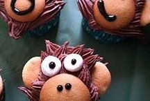 Cupcakes / Cute cupcake ideas to delight your kids!