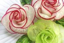 Rezepte: Radieschen ♥ Recipes: Red radish