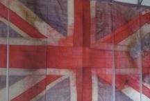 London Theme - Inspiration Board
