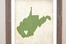 Almost Heaven -- West Virginia