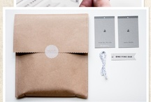 packaging / by Mary Moulton
