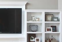 Remodel Board - Living Room