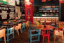Restaurant Ideas / by Benedetta Giuliani