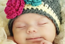 Baby hats and headbands / by Linda Kinney