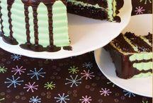 Baking - Cake & Cupcake Recipes