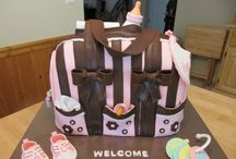 Decorating - Baby Shower Cakes
