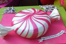 Decorating - Christmas Cakes