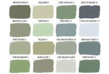 Color Palettes (for the home) III / by Lindsey Curtis
