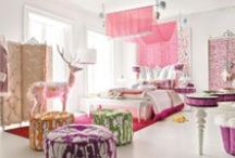 Princess & Teen Diva's Glam Rooms II / by Lindsey Curtis