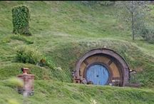 Future Hobbit House Ideas / by Lauren McCormick Fisher