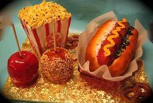 Decorating - Food Cakes
