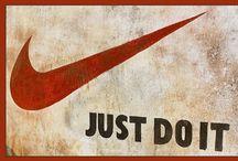 Just Do It  / by Amanda Perez