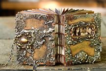 Altered Books & Art Journals