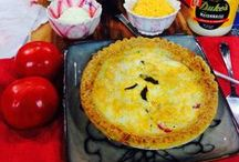 Pies, pies, pies / Pie recipes as seen on East Texas News' In the Kitchen with Mama Steph.
