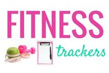 Fitness Trackers / Fitness graphics and downloads to help track your progress