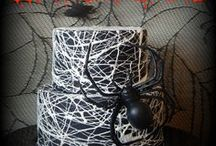 Spider Party / Spider Birthday Party ideas, printables and templates.
