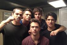 Teen Wolf Alpha Cast