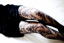 style | socks & tights / by Laura Eggers