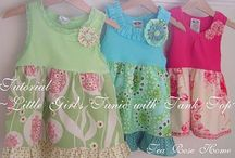 Poppenkleertjes/ doll clothing
