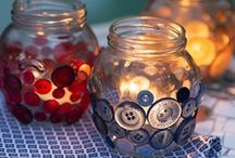 DIY Crafts ♡ / Crafts for the home and fun activities to do with the kids.