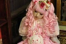 ♥♡♥ロリータ/Fairy Kei♥♡♥ / by Kanon