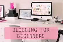 the life of a blogger / by Leah Reith