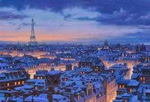 Paris / by Georgia Susanna Scardamaglia