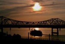 Scenes on the Ohio River and Tributaries / Travel along the Ohio River