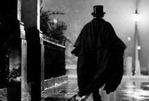 aes || midnight mystery / | | detective | | mystery | | noir | | crime | | thriller aesthetic | |