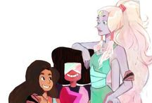 Steven Universe! / We are the Crystal Gems..