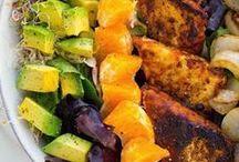 Vegan Recipes / Healthy vegan recipes #vegan #veganrecipes #healthyeating