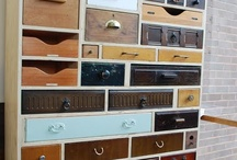 Upcycled furniture / by Kenny Ritch