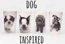 inspired by dogs / dog-inspired products we love