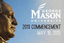 GMU Graduation / by Volgenau School George Mason