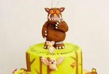 Monster Cakes For Children