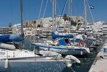 Sailing destinations Greece / Holidays