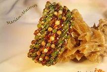Mariam abalorios: Pulseras y brazaletes - bracelet - bracciale- armband- kärköto- Cuff. / My bracelets Beading