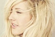 Ellie Goulding / Ellie Goulding - My idol, my queen, my life, my world, my universe, MY EVERYTHING!                           / by Lily Faulkner