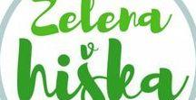 Zelena hiška - blog