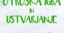 Otroška igra in ustvarjanje - v SLOVENŠČINI / Objave otroških dejavnosti na BLOGIH v SLOVENŠČINI. Tu najdete ideje, opise in napotke za zabavne in poučne DEJAVNOSTI ZA OTROKE, neposredno s spletnih dnevnikov mamic, ki pišejo v slovenskem jeziku.  Navodilo za to skupino - lepo prosim, če pripenjate slike s spletnih dnevnikov v SLOVENŠČINI, omejitev je tudi tematika - OTROŠKE DEJAVNOSTI/IGRE/MATERIALI. Hvala in - veselo pripenjanje!
