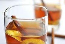L I B A T I O N S / Winter Cocktails: to soothe the soul.