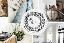 cOllages & mOOdbOards... / Collages & Moodboards
