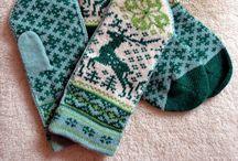 Neat knitting