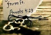 Proverbs / Verses from the Book of Proverbs
