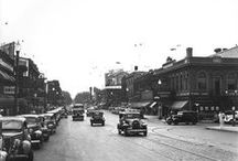 Neighborhoods: Uptown / Photographs and materials relating to the history of the Uptown area of Minneapolis