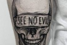 Tatoo & Bodypainting / Tatuaże,projekty i nie tylko !