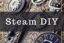 Steampunk DIY / Do it yourself steampunk!