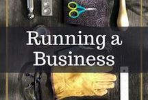 Running A Business / Some tips and tricks useful for those of you also running small businesses!
