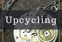 Upcycling / It's important, guys.